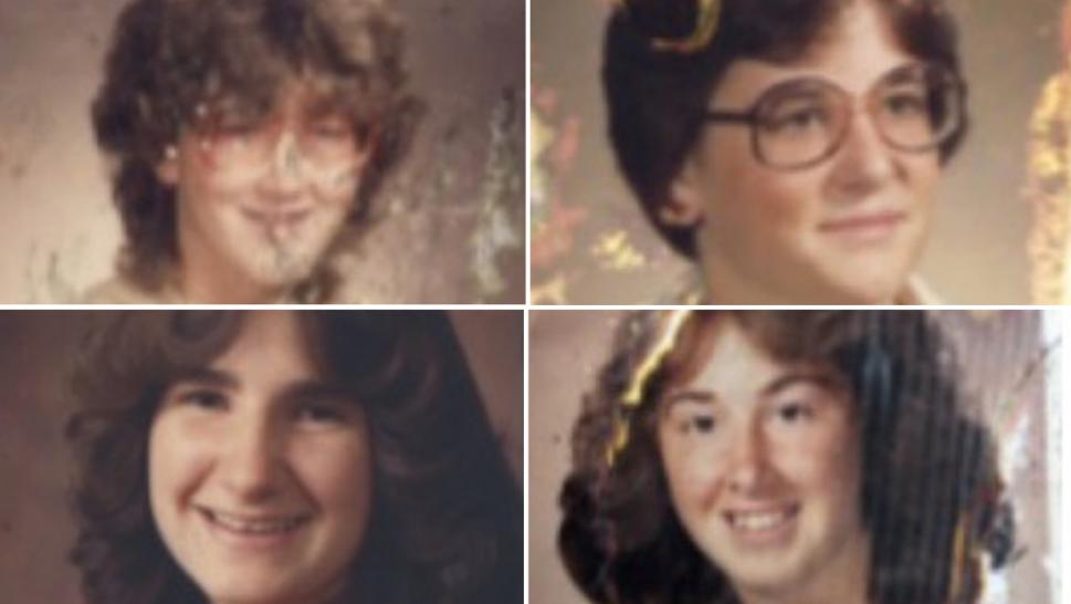 Police have identified four girls whose photos were found inside of a wallet near a 1984 crime scene involving the murder of Colleen Orsburn, according to a report. Investigators publicized the photos in hopes of reaching further conclusions on the case which has, after over 30 years, gone cold.