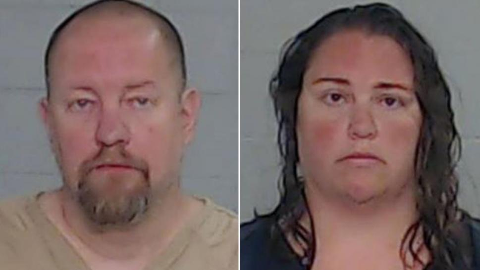 Daniel Schwarz, 44, and Ashley Schwarz, 34, are charged with capital murder in the death of their daughter who died of dehydration after allegedly not being allowed to drink water.