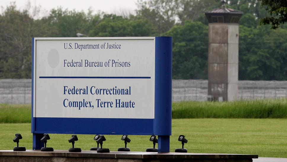 Federal Correctional Complex, Terre Haute