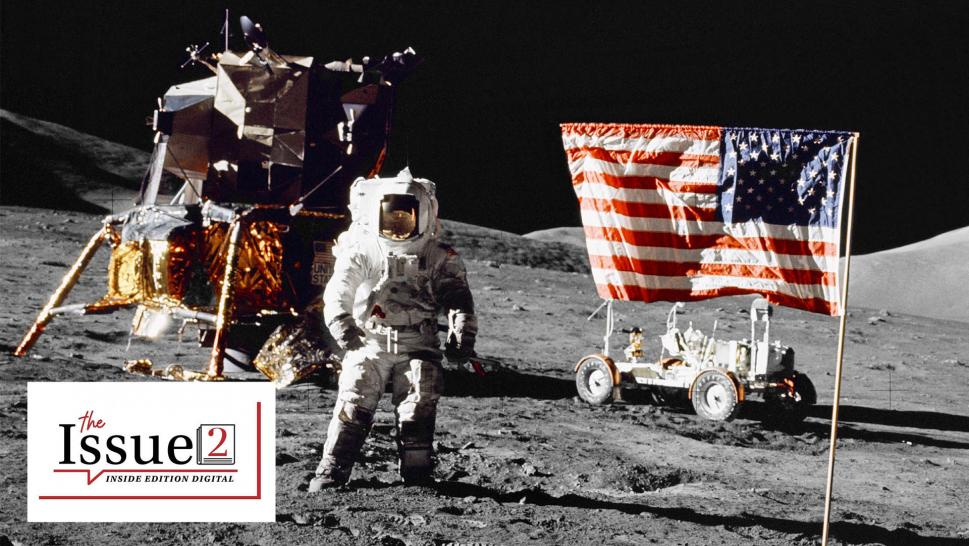 50 Years After Moon Landing, Hoaxers Still Flourish