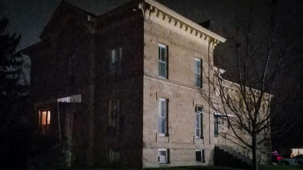 Do Former Inmates Haunt This Old Jail in Indiana?
