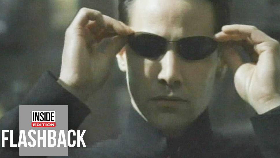 Keanu Reeves in 'The Matrix'