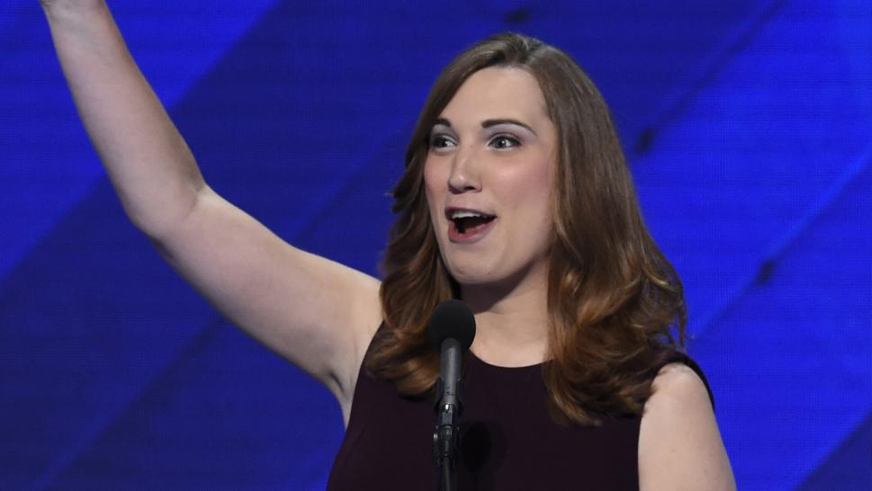 Sarah McBride Is 1st Transgender Person on State Senate