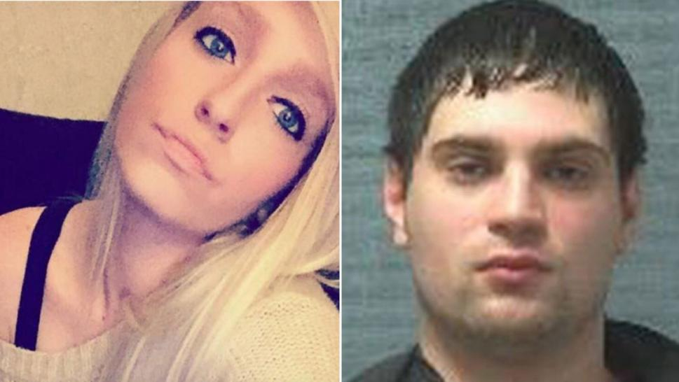 Left: Morgan Ashley, Right: Jason McDermitt