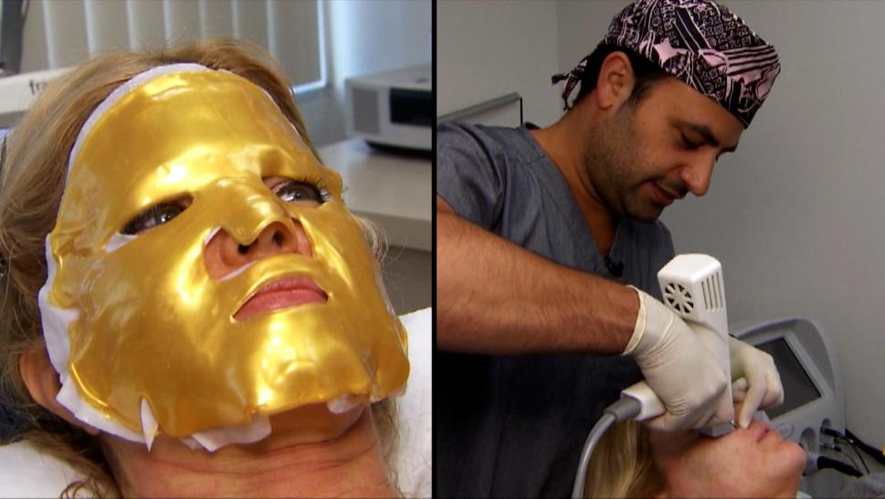 Unusual plastic surgeries