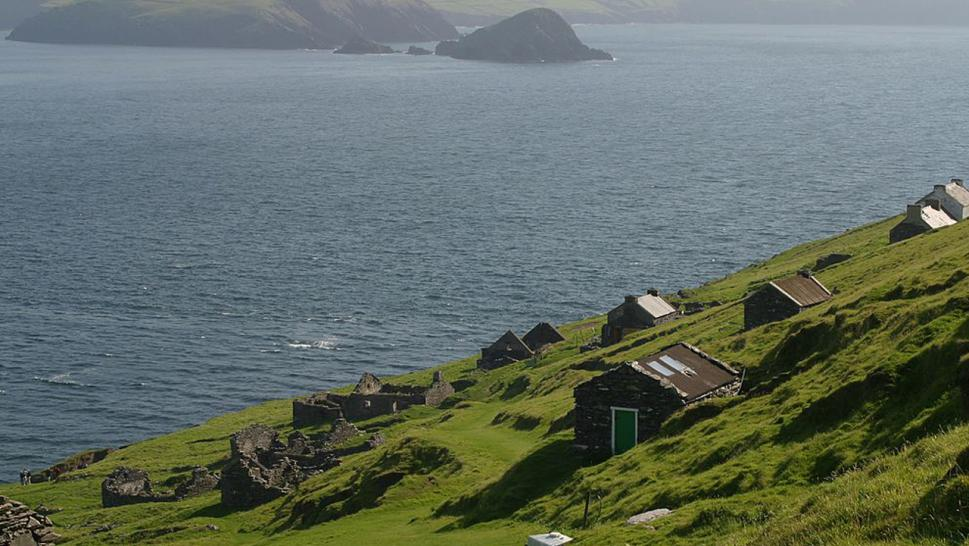 Great Blasket Island, Ireland