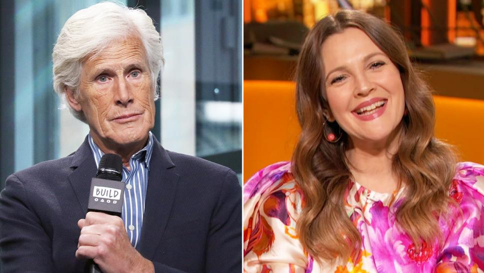 Drew Barrymore celebrates her 46th birthday with a series of surprises, including one by Dateline's Keith Morrison.