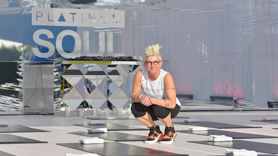 Master SoulCycle Instructor, Stacey Griffith
