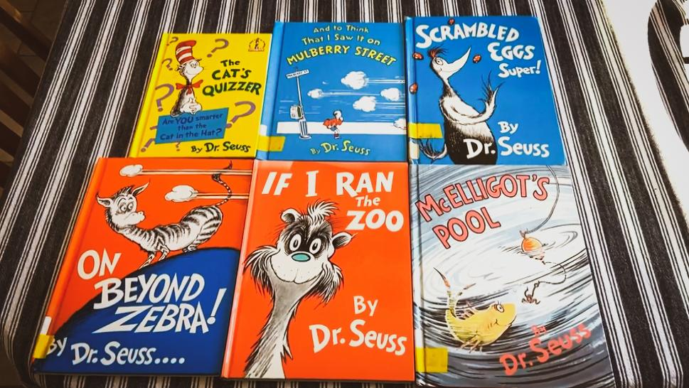 These 6 Dr. Seuss Books Won't Be Published Again