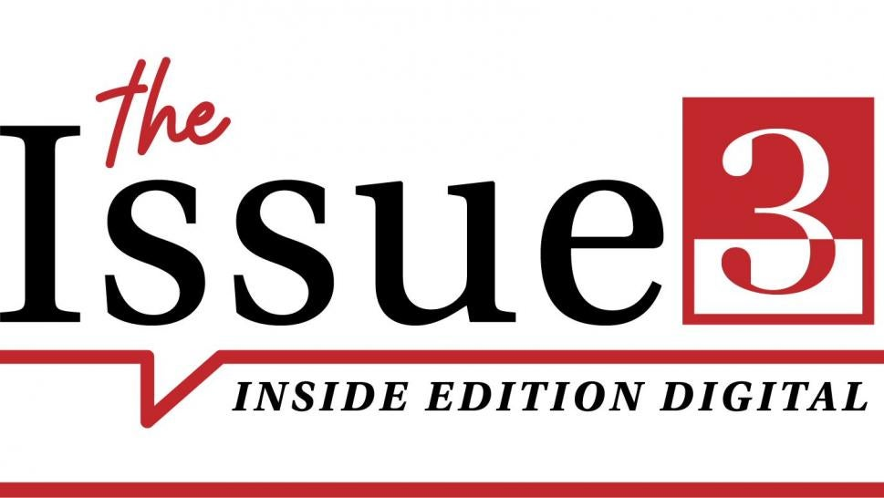 Issue 3 logo