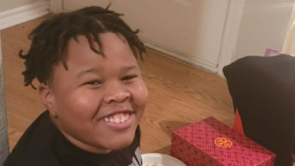 SeMarion Humphrey was deliberately invited to sleepover so he could be attacked, his mother says.