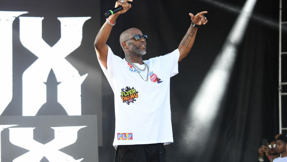 DMX Reportedly Hospitalized in Critical Condition After Overdose Triggers Heart Attack