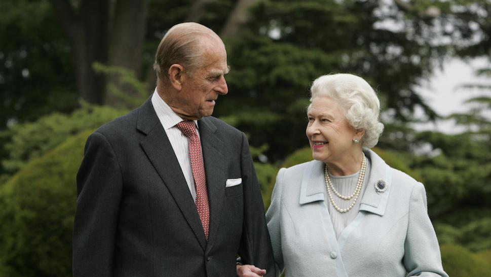 Queen & Duke of Edinburgh Diamond Wedding Anniversary