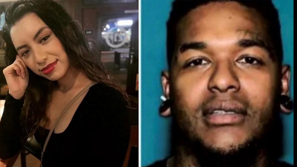 Victim Marisela Botella Valadez and Charles Beltran, one of the three, charged in her murder.