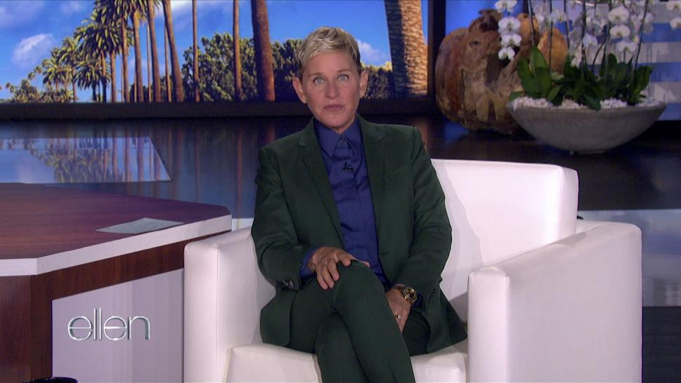 Ellen Says She 'Couldn't Have Known' About Alleged Bullying