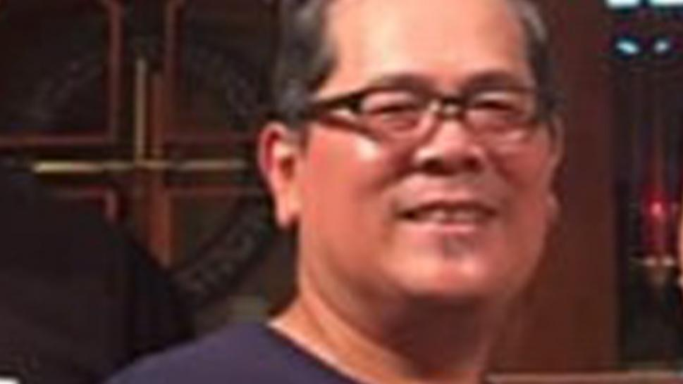 Murder victim: Shane Nguyen,55, a married father of two, who was a beloved member of his Indiana community.