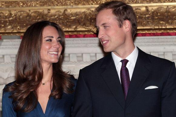 Kate Middleton and Prince William announced their engagement in 2010.