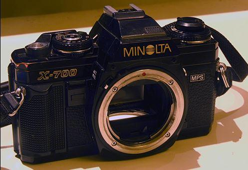 Tanya Van Cuylenborg owned a 35mm Minolta camera similar to the one pictured above. It is still missing.
