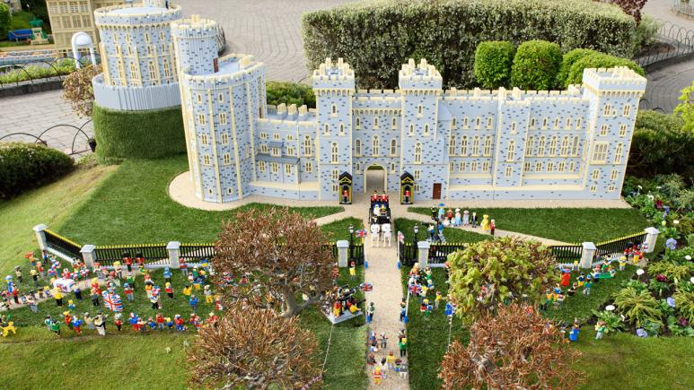Royal Wedding LegoLand