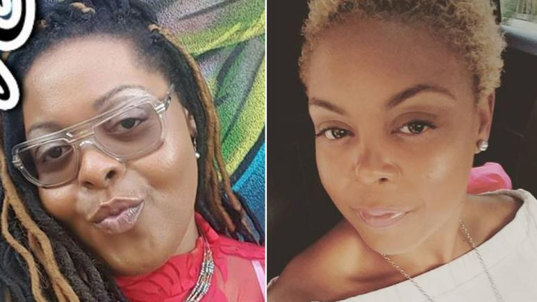 Beatrice Warren-Curtis and Monica Brickhouse appeared to be out together when they were killed.
