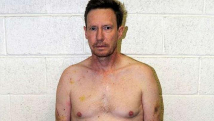 Authorities released this photo Tuesday of fugitive Peter Chadwick.