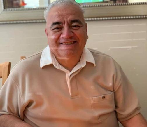 Arturo Benavides, 60, was at a register paying for groceries when the shooting began.
