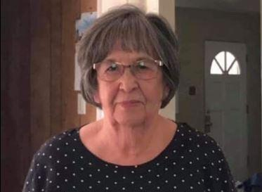 Angelina Englisbee, 86, was on the phone with one of her sons when she told him she had to go because she was in the checkout line at Walmart just before 10:30 a.m. Saturday