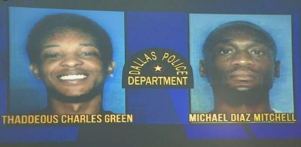 Two suspects are being sought by police in the shooting death of Joshua Brown.