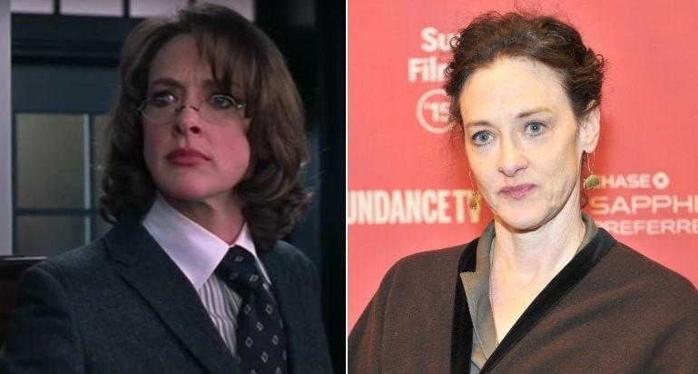 "Joan Cusack played the super uptight headmistress in ""School of Rock."""