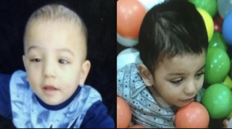 Toddler Thaddeus Sran was reported missing by his parents on July 16.