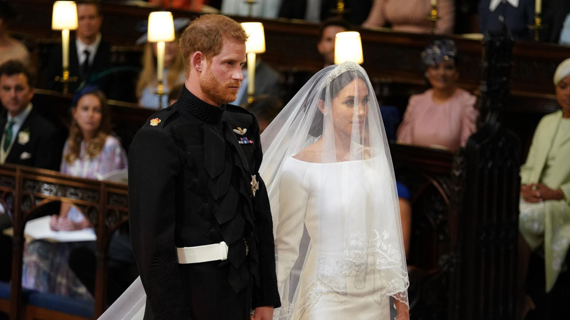 How Princess Diana Was A Part Of Harry And Meghan S Royal Wedding
