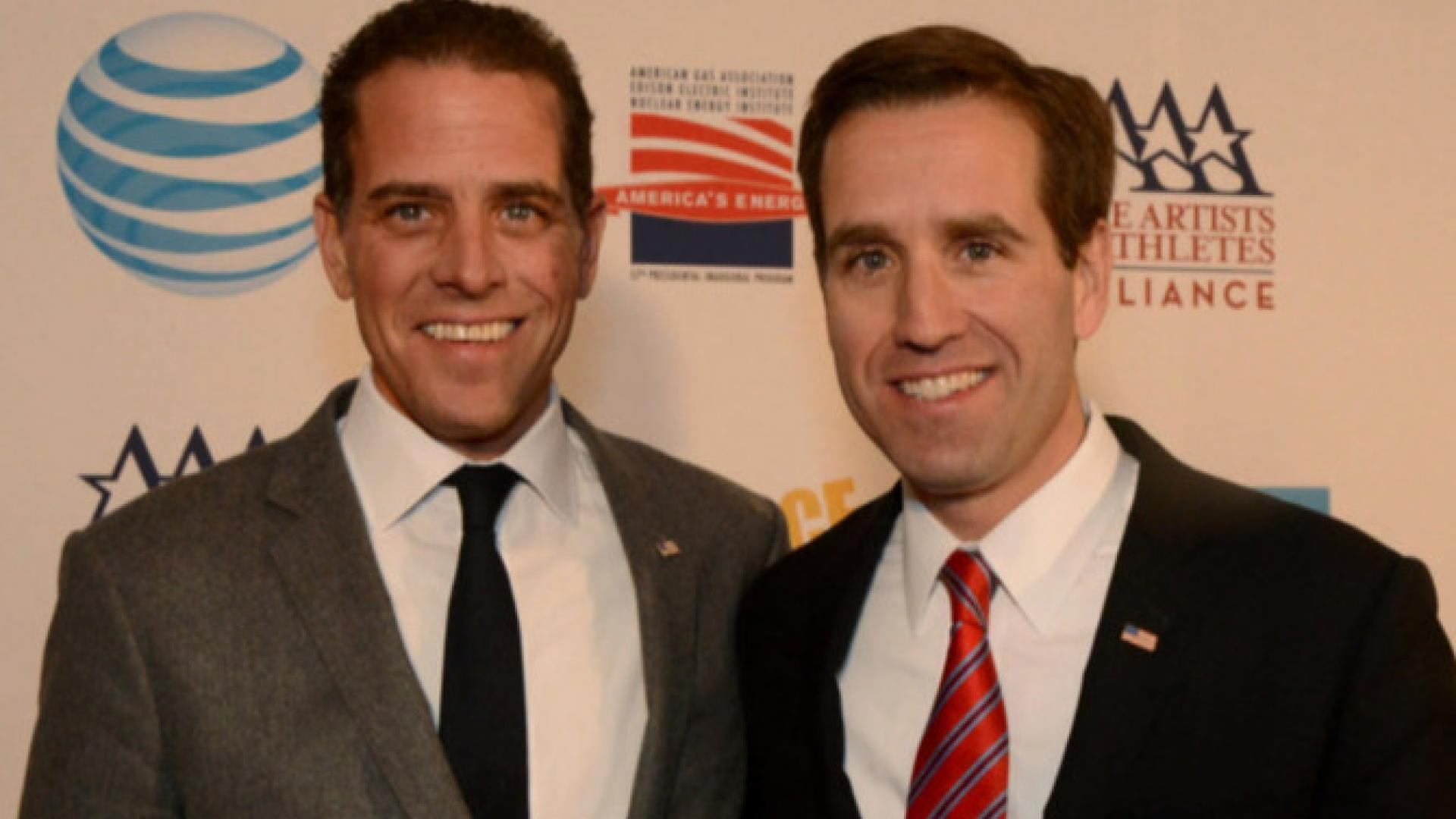Joe Biden Confirms Beau Biden S Widow Is In Relationship With His Youngest Son Inside Edition