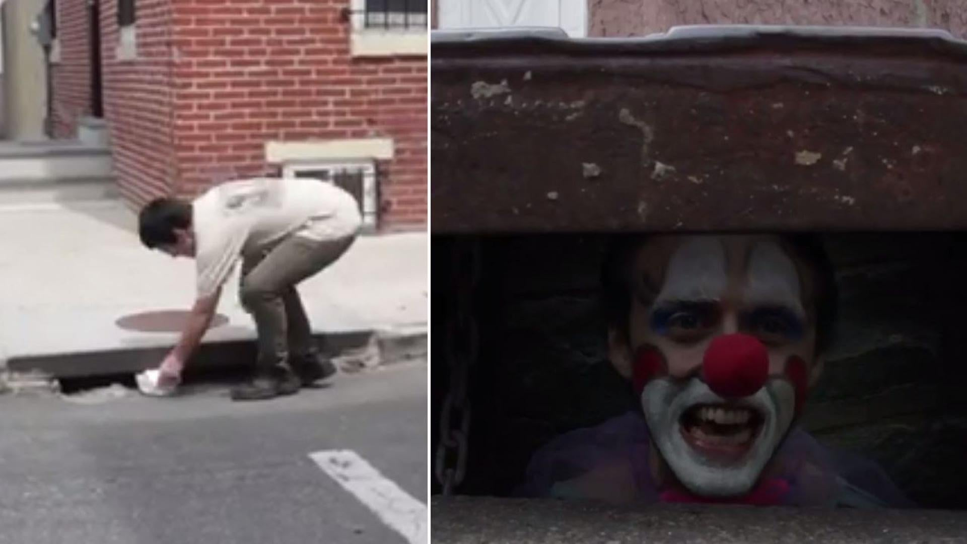 The Real Story Behind Wrinkles The Clown Is Weirder Than You Think Inside Edition