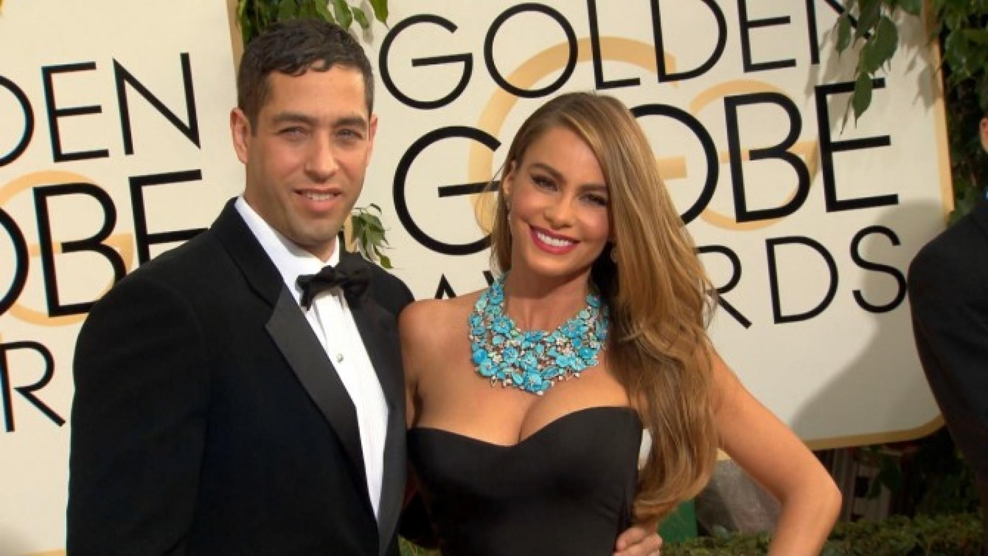 Sofia Vergara A Baby Needs Parents That Don T Hate Each Other Inside Edition
