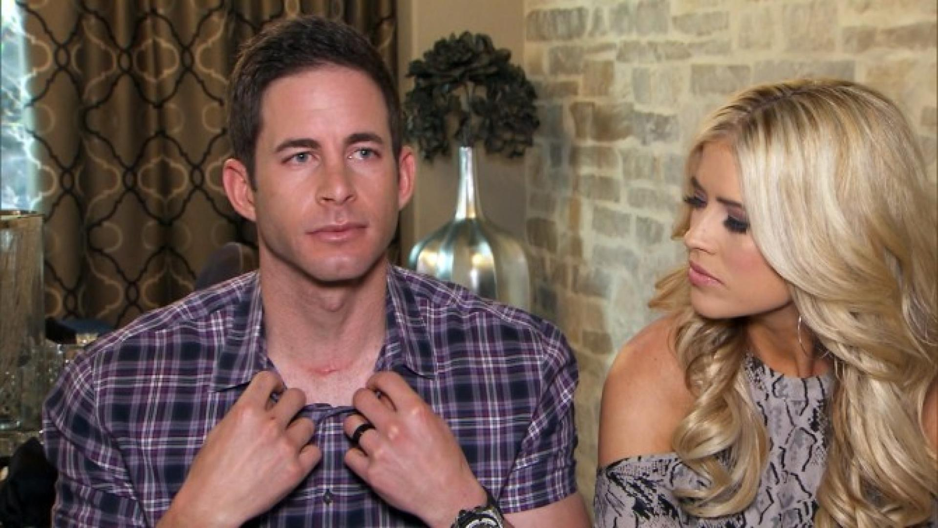 Flip Or Flop Host Diagnosed With Cancer After Viewer Notices Lump