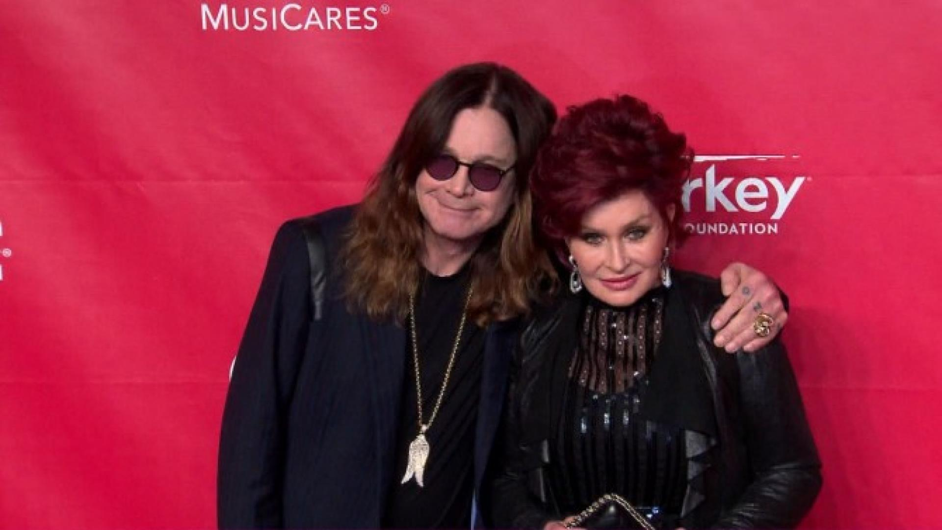 Sharon Osbourne Fails To Show Up To The Talk After News Of Ozzy Split Inside Edition