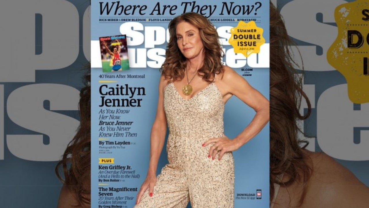 Caitlyn Jenner Will Appear Naked on the Cover of Sports