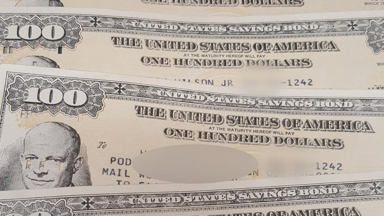 Savings Bonds (Courtesy of Chris Mathis)