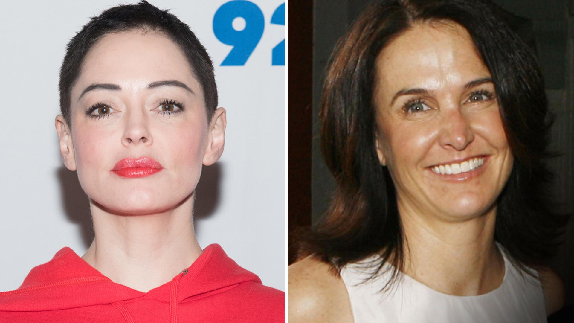 Rose McGowan paid tribute on social media to her former manager Jill Messick three days after the mother of two died by suicide.