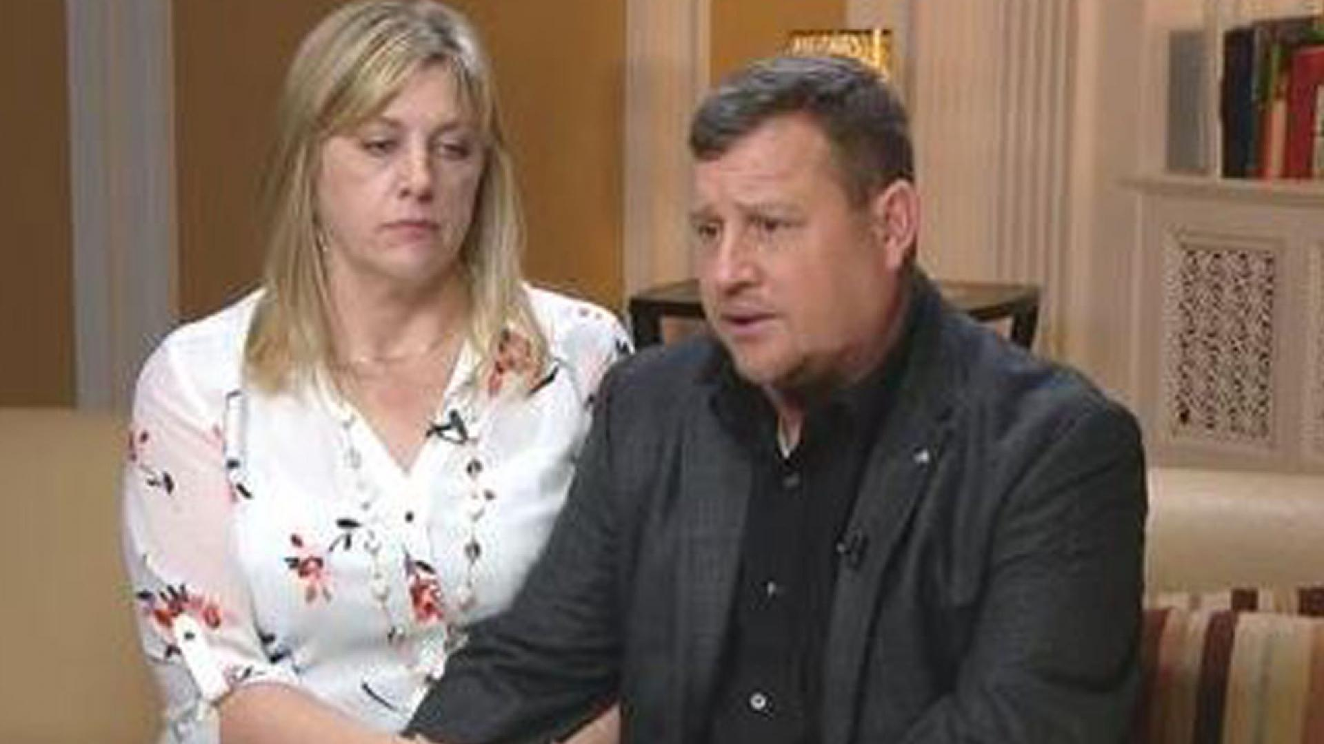 Kimberly and James Snead took in their son's friend, Nikolas Cruz, after his mother died in November.