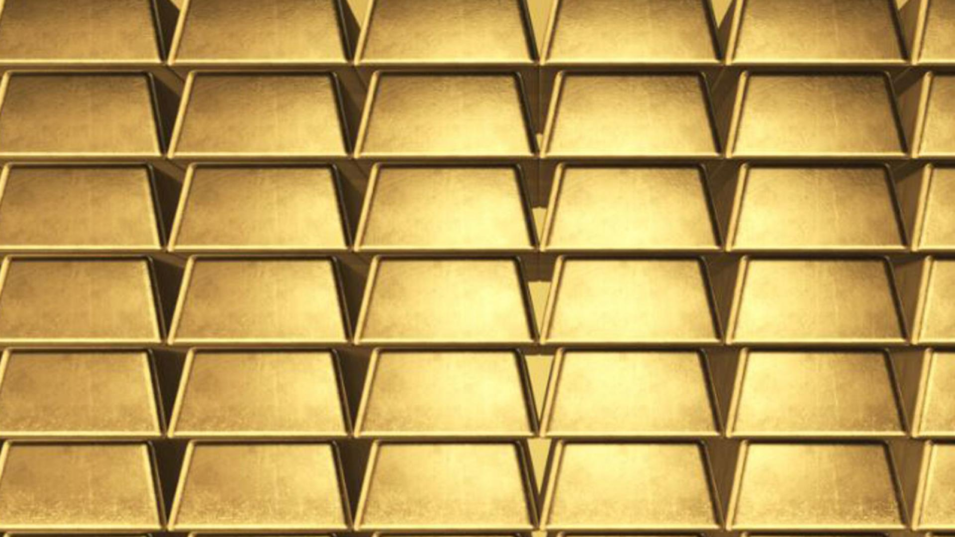 Three tons of gold fell from a Russian cargo plane.