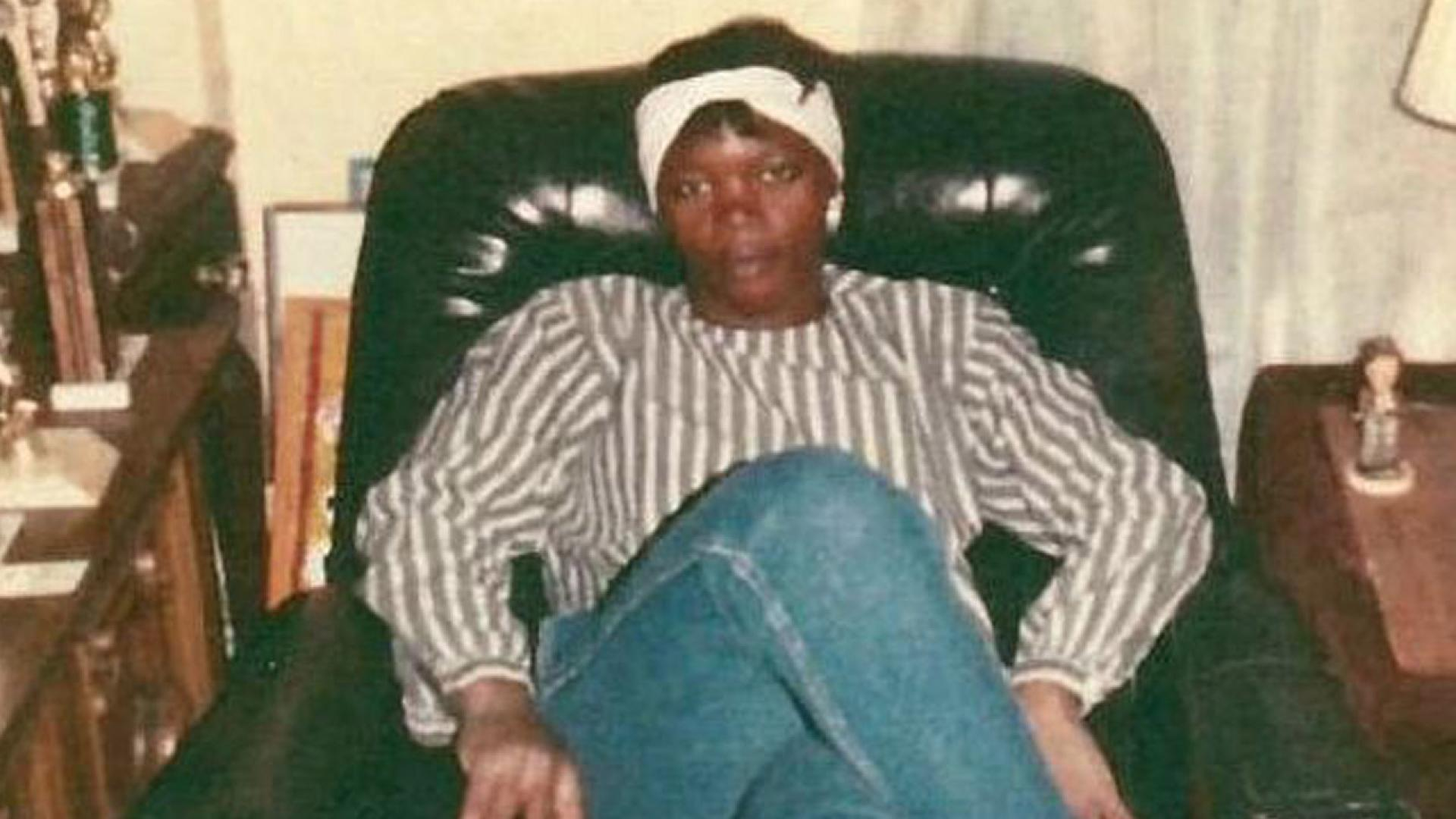 Dora Brimage was raped and murdered in 1987.