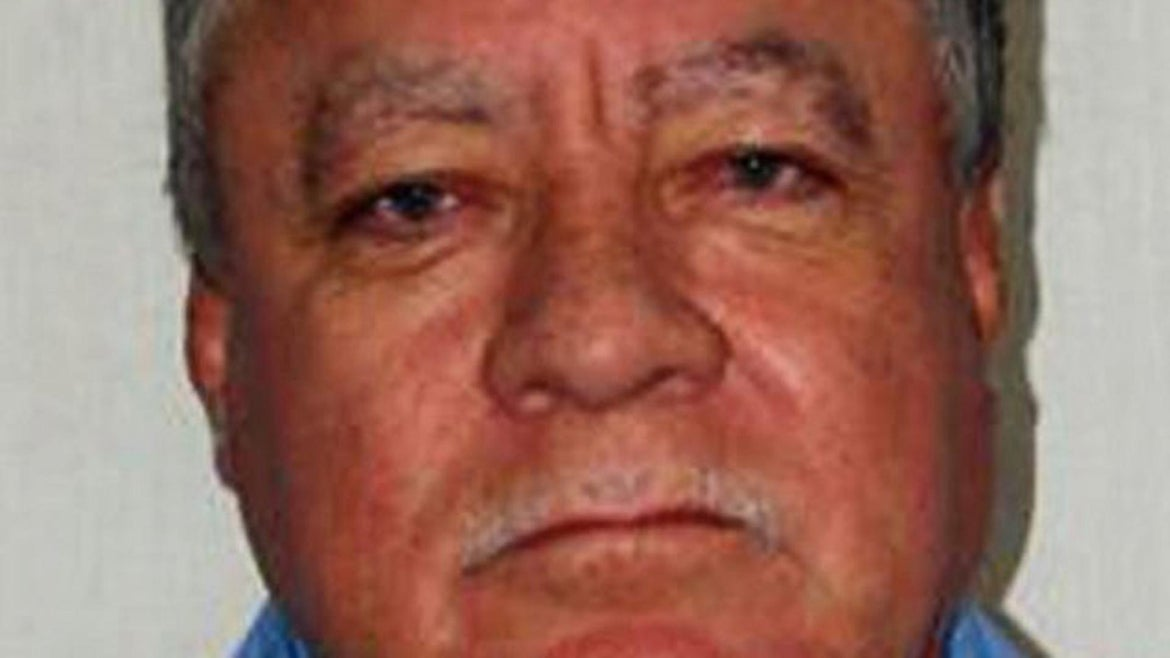 Vicente Benavides spent nearly 25 years on California's death row.