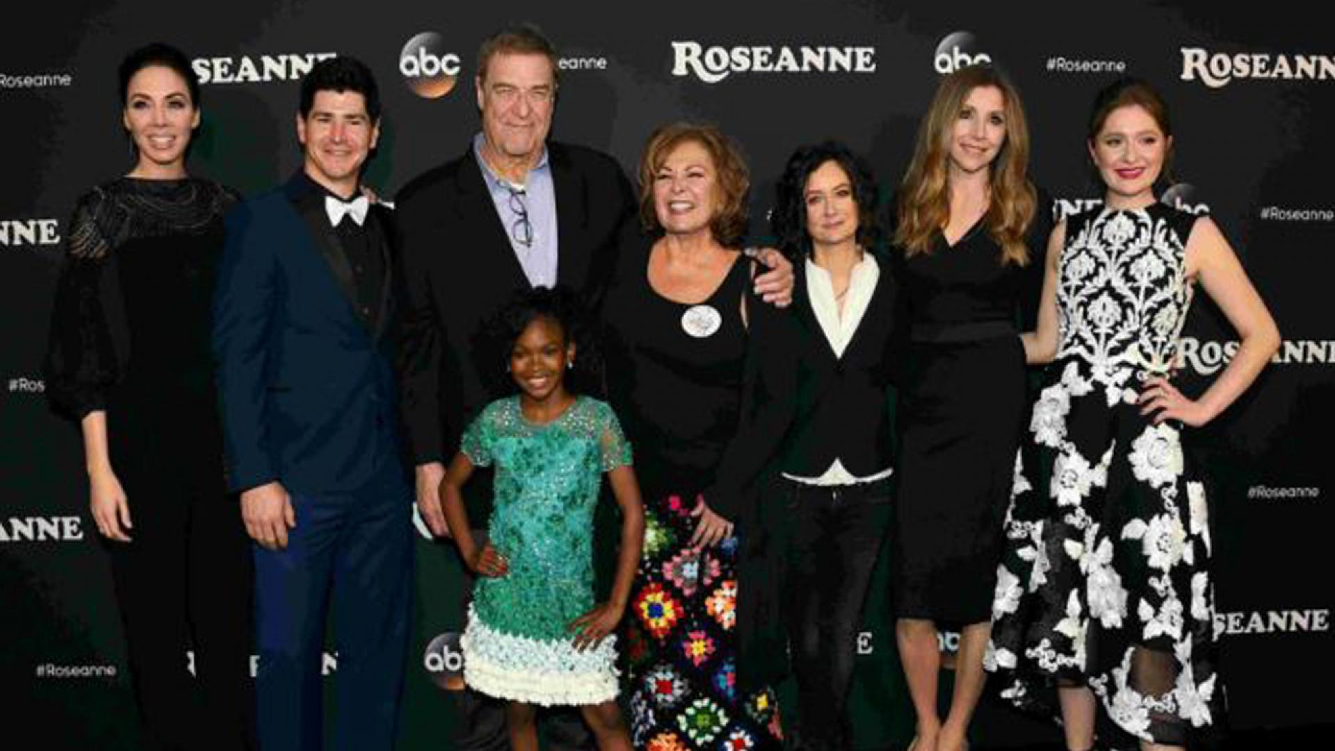 Roseanne Barr says she begged ABC not to cancel her show.
