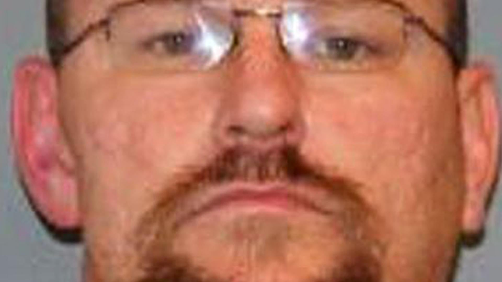 James John Rynerson, 38, was being held in the Mesa County Jail on menacing, disorderly conduct and trespass charges when he managed to walk free on May 21.