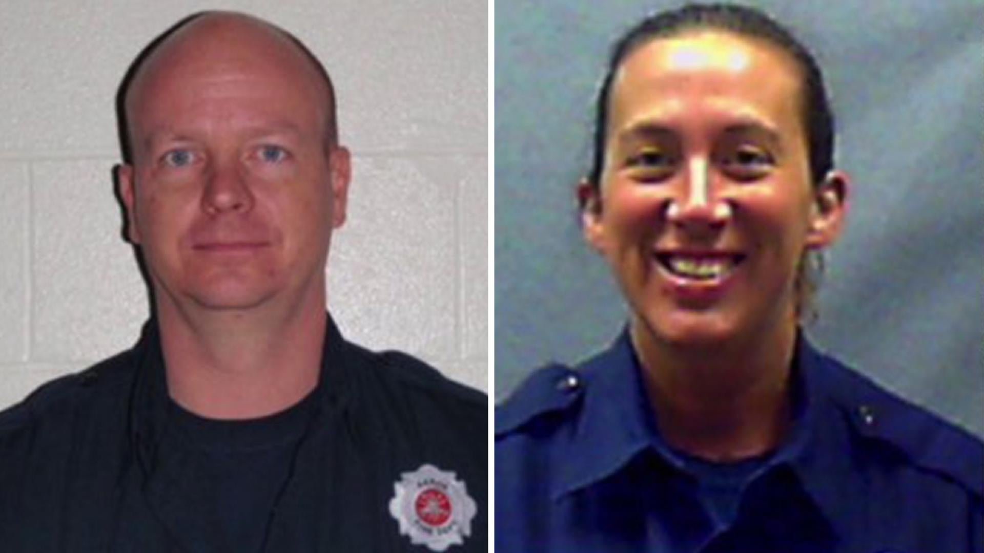 Firefighters accused of making porn