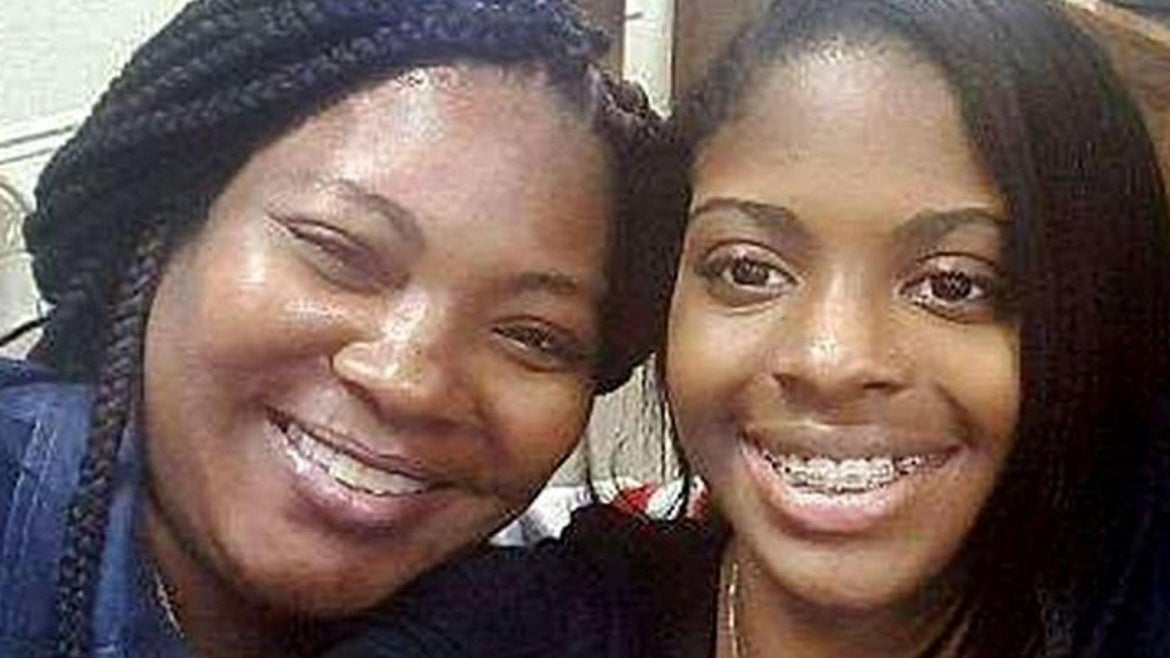 """Though Shanara Mobley said finding her daughter """"was one of the happiest days"""" of her life, they do not have contact and the devastated mother has even blocked her phone number."""