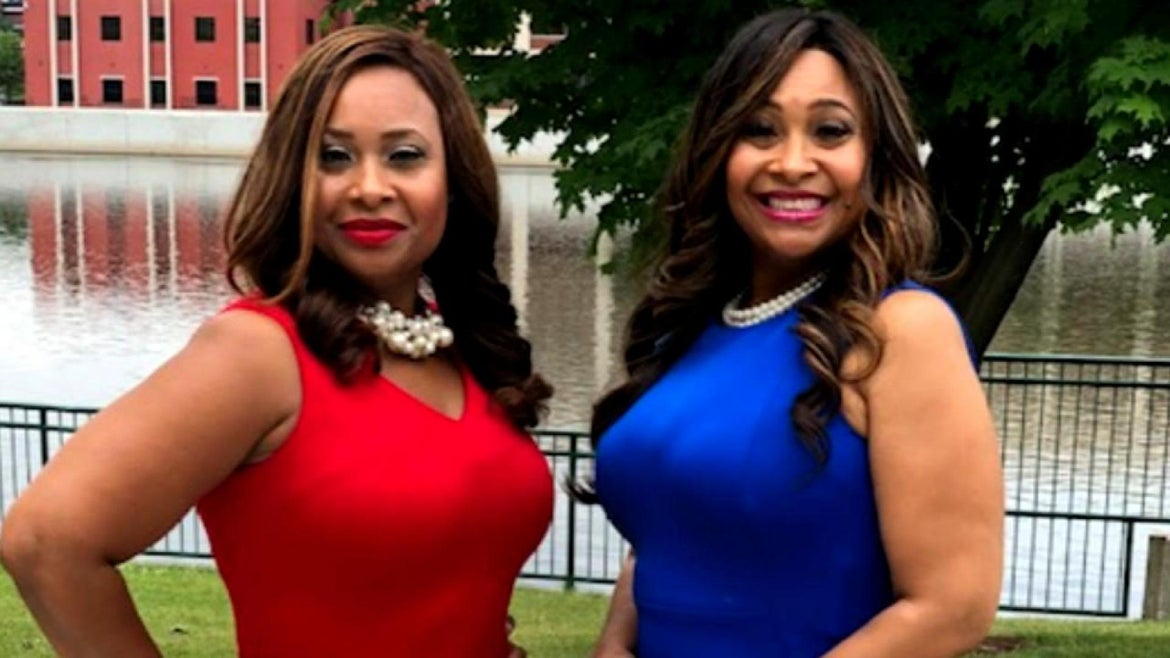 Jessica Ann Tyson and Monica Sparks are both running for office.