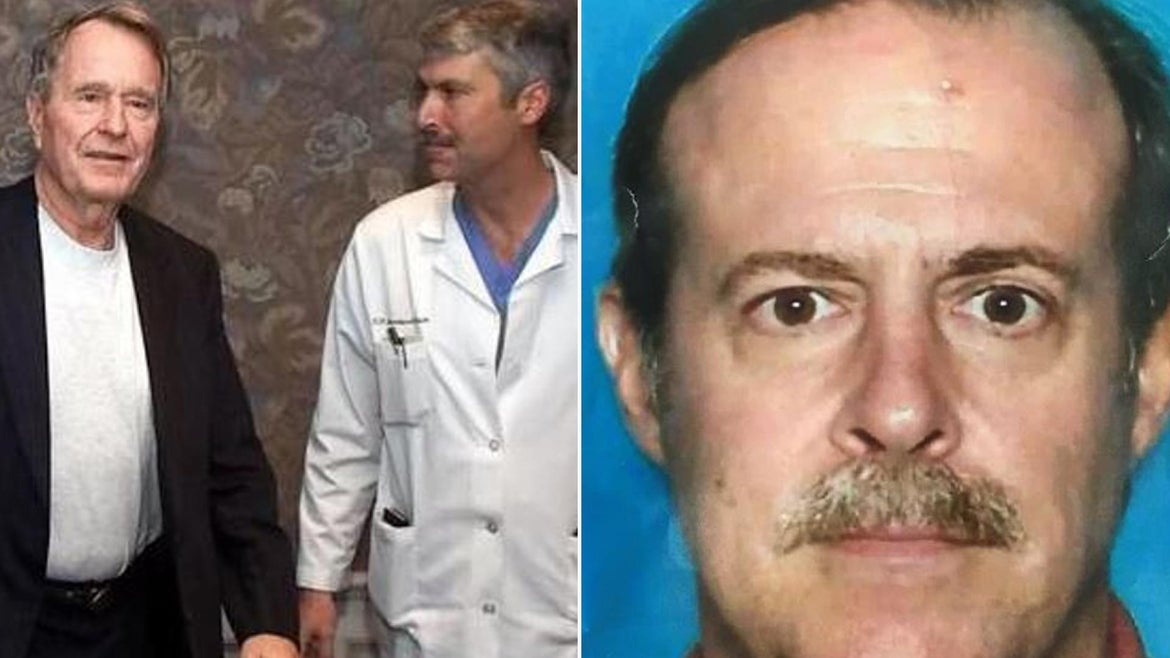 A suspect has been identified in the killing of prominent cardiologist.