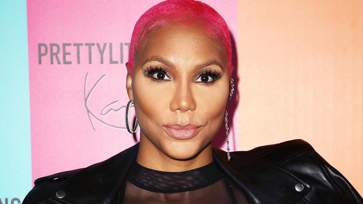 Tamar Braxton claims the encounter was racially motivated.